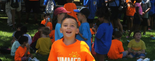 Summer Day Camp @Victory Park